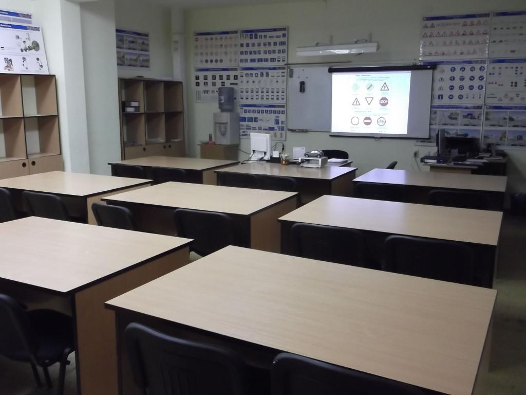 класс автошколы Зачет Кировский район