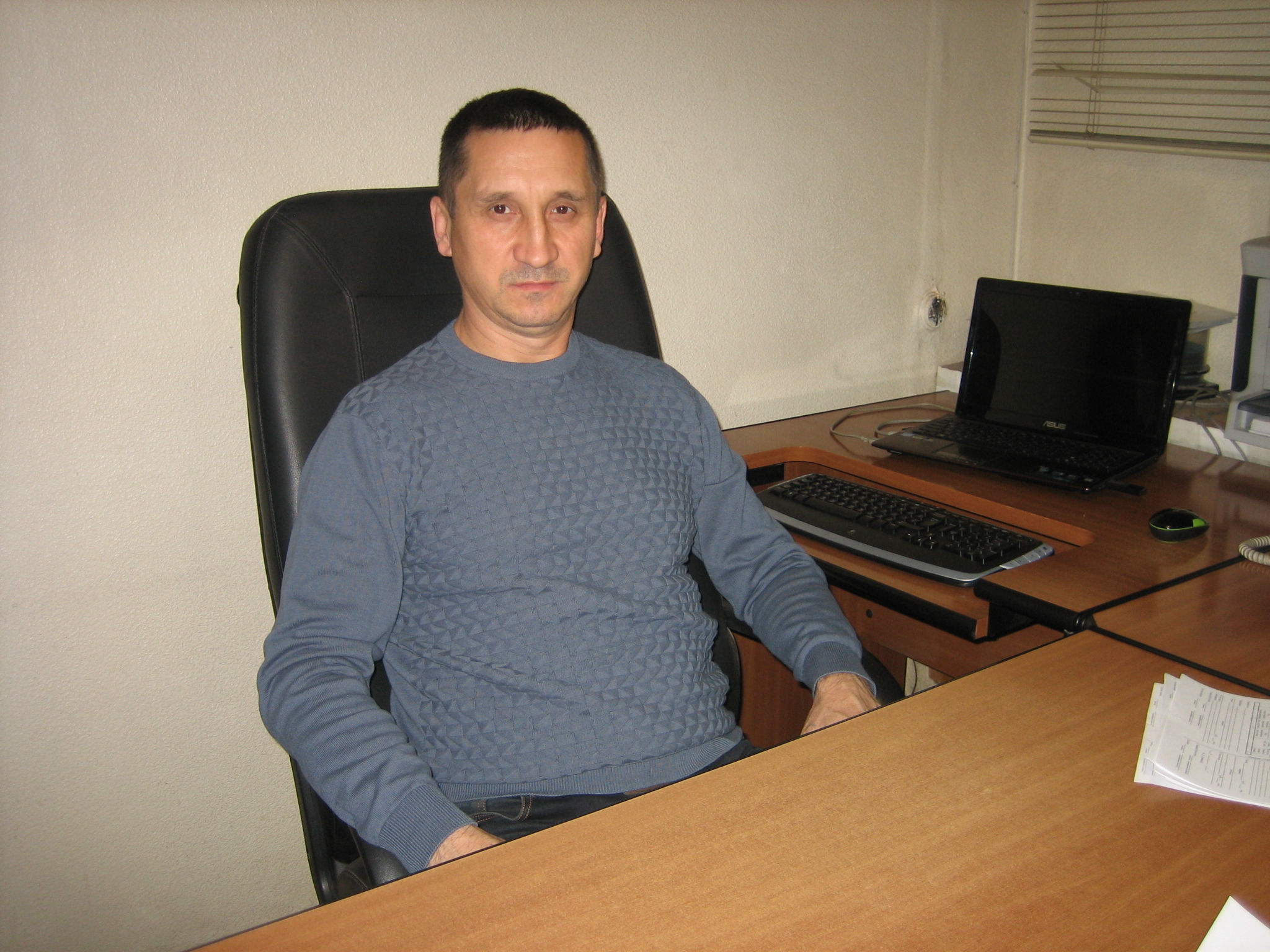 Директор автошколы Зачет, Екатеринбург