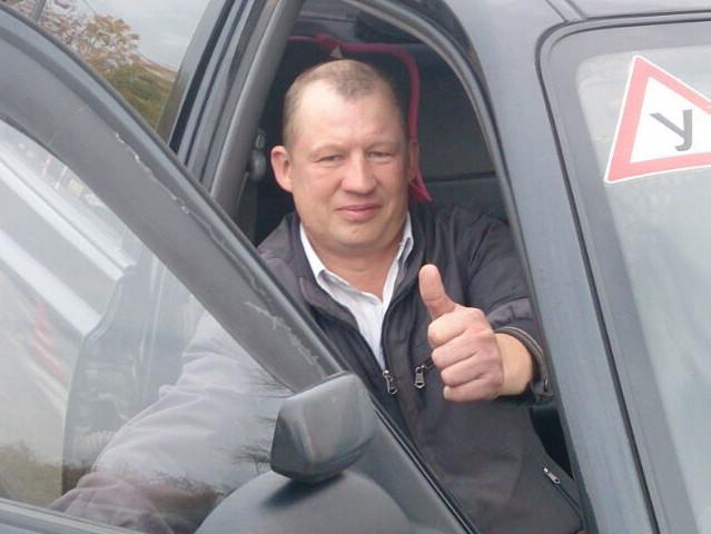 Инструктор автошколы / Кировский район