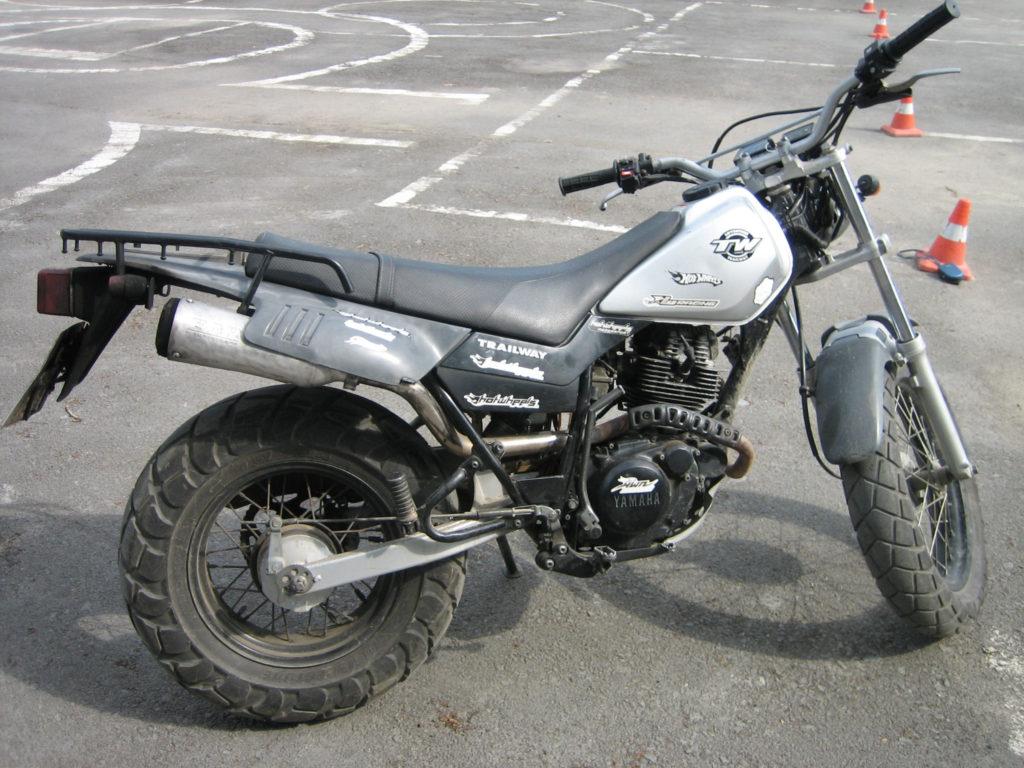 Автошкола категория А мотоцикл
