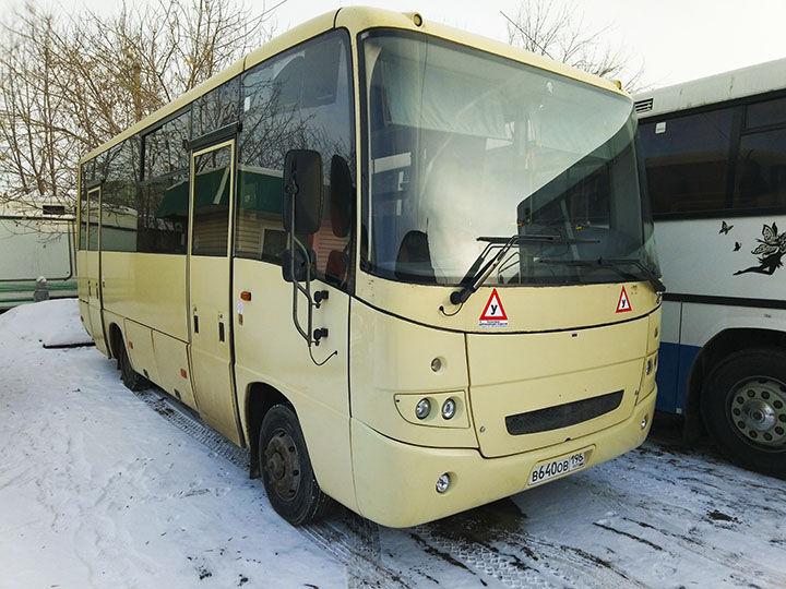 автошкола автобус